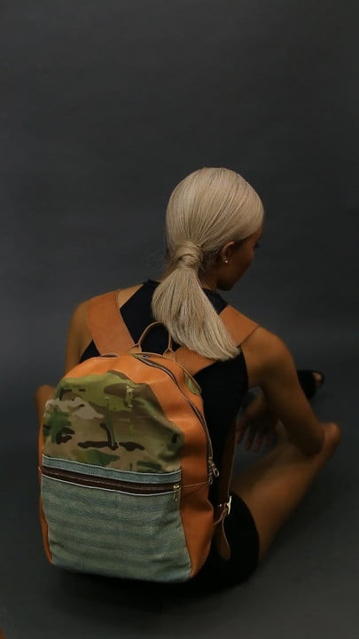 chromorphous color changing technology creol backpack 2