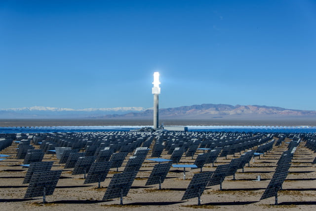 peek inside nevada solar plant 247 power molten salt csp with storage provides real capacity to reliably meet demand during p
