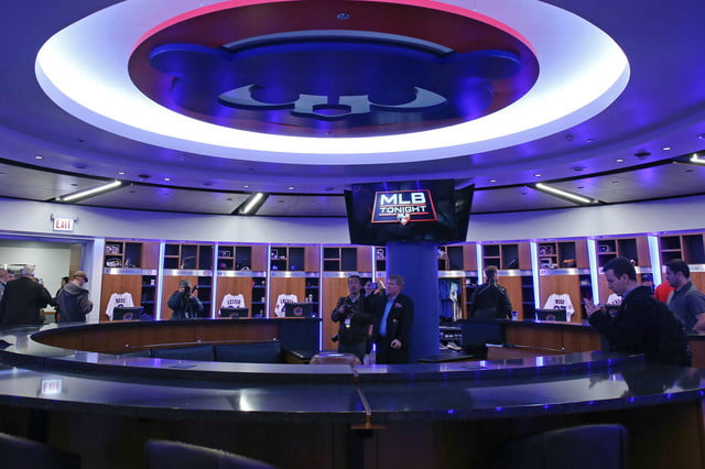 chicago cubs clubhouse gets updated 1