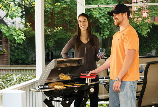 amazon drops prices for cuisinart grills smokers and bbq accessories cgg 240 all foods roll away gas grill 2