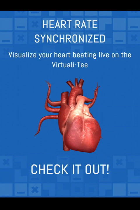curiscope virtuali tee heart rate tracker news ready