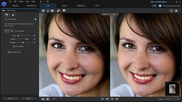 cyberlink director suite 4s new features include action cam video editing skin smoother