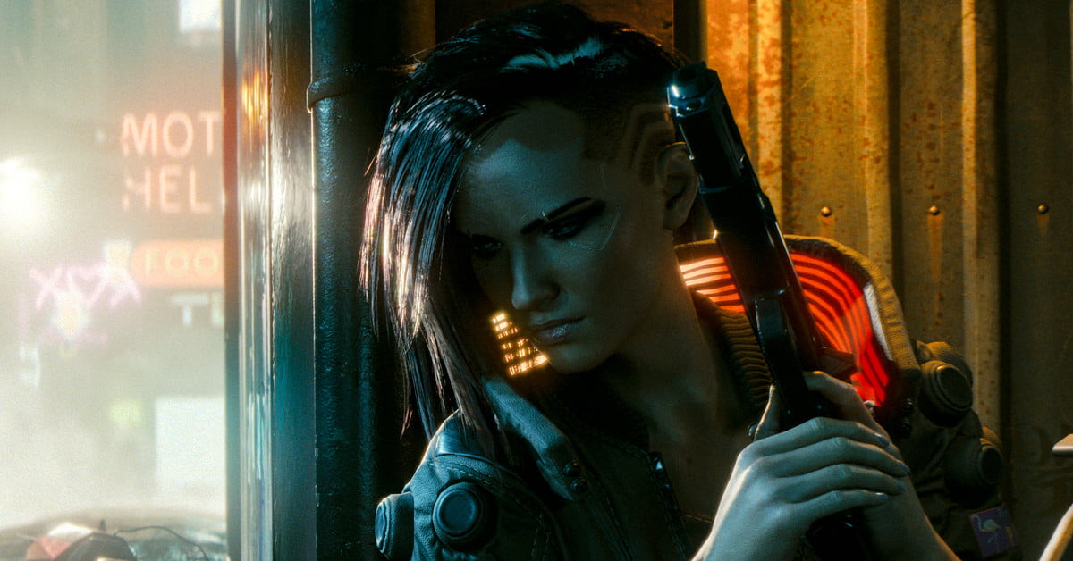 here s the first gameplay from cyberpunk 2077 digital trends