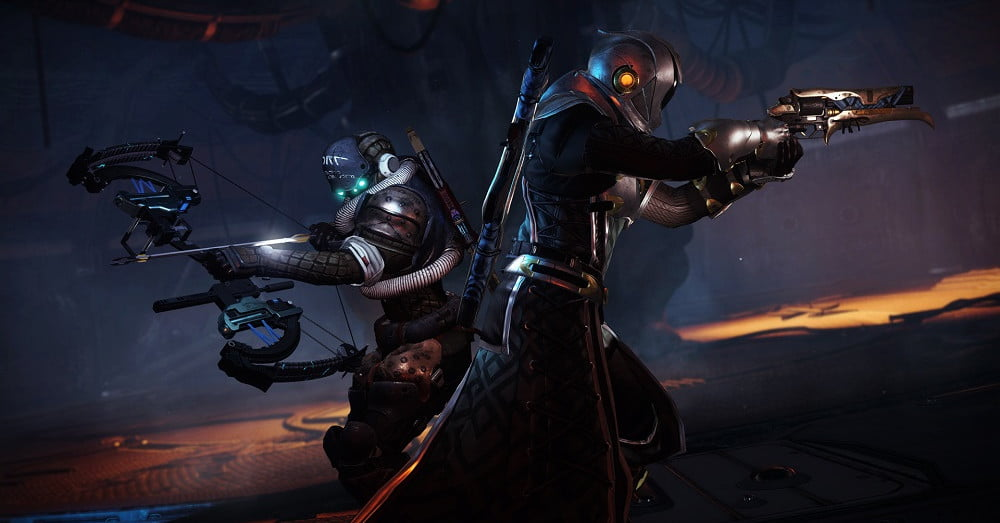 'Destiny 2' players spent 25.6 years combined deleting their unwanted shaders