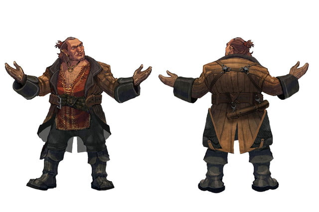 heres everything need know story leading dragon age inquisition daii concept art 37