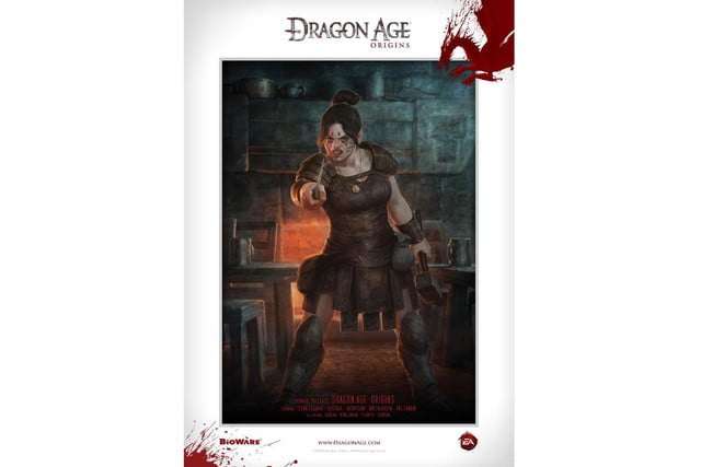 heres everything need know story leading dragon age inquisition dao concept art 22