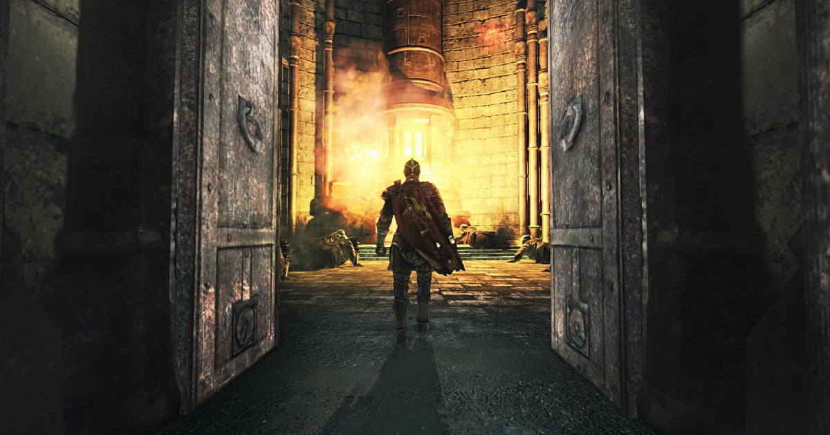 Dark Souls 2 Review Not The End: Dark Souls II: Crown Of The Old Iron King Review
