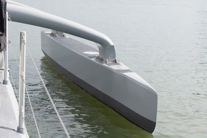darpa officially christens the actuv in portland boat pontoonwa