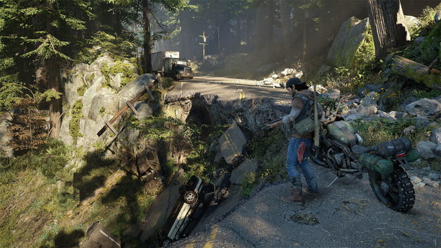 days gone e3 2016 preview brokenroad