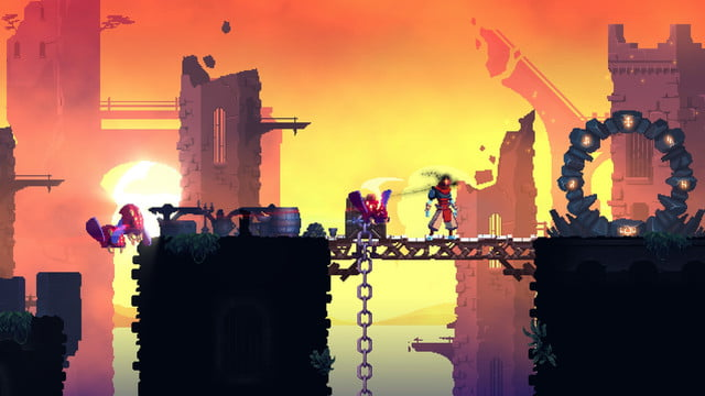 dead cells hands on review screens 1