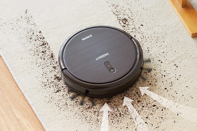 last day to save 130 on a robot vacuum cleaner deebot
