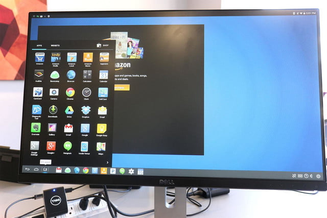 Dell Cast hands on Amazon screen 2