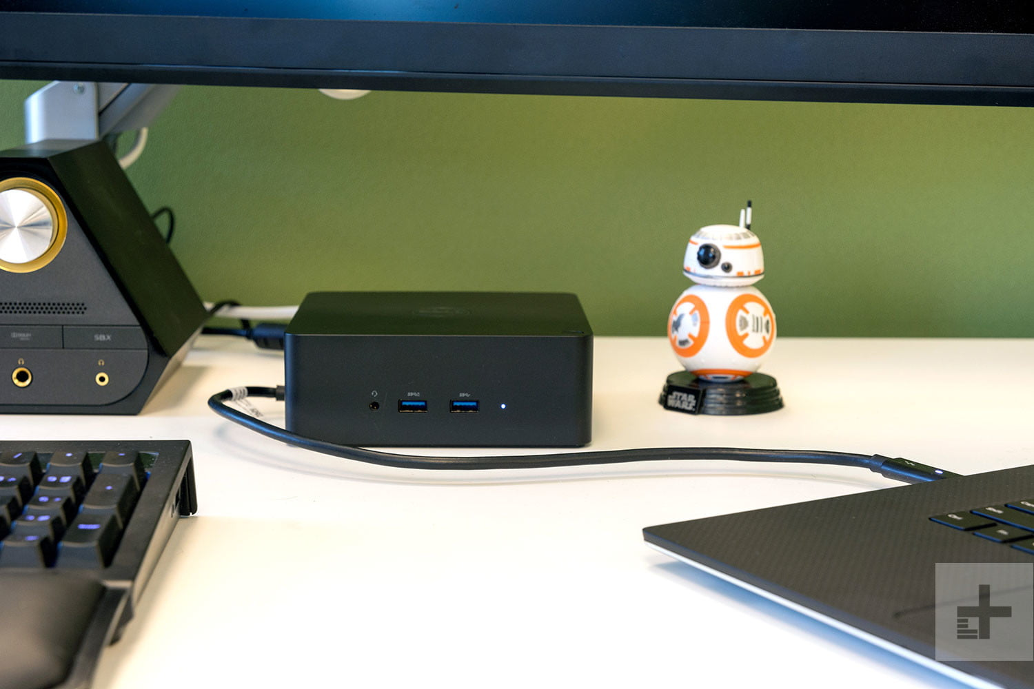 Dell Thunderbolt Dock Tb16 Hands On Review Digital Trends Macbook Pro Mini Displayport To Hdmi Wiring Diagram