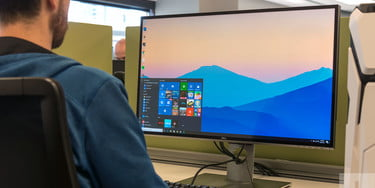 Dell UP3218K Review: The Beautiful 8K Monitor You're Not Ready For
