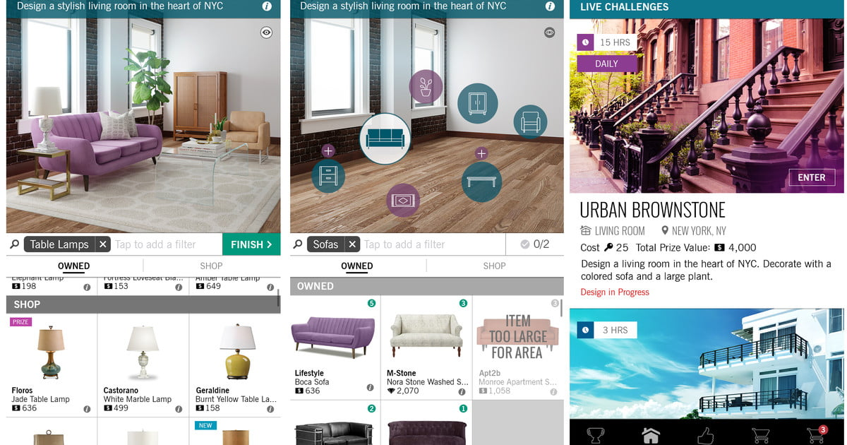 39 design home 39 is a game for interior designer wannabes - Design your home app ...
