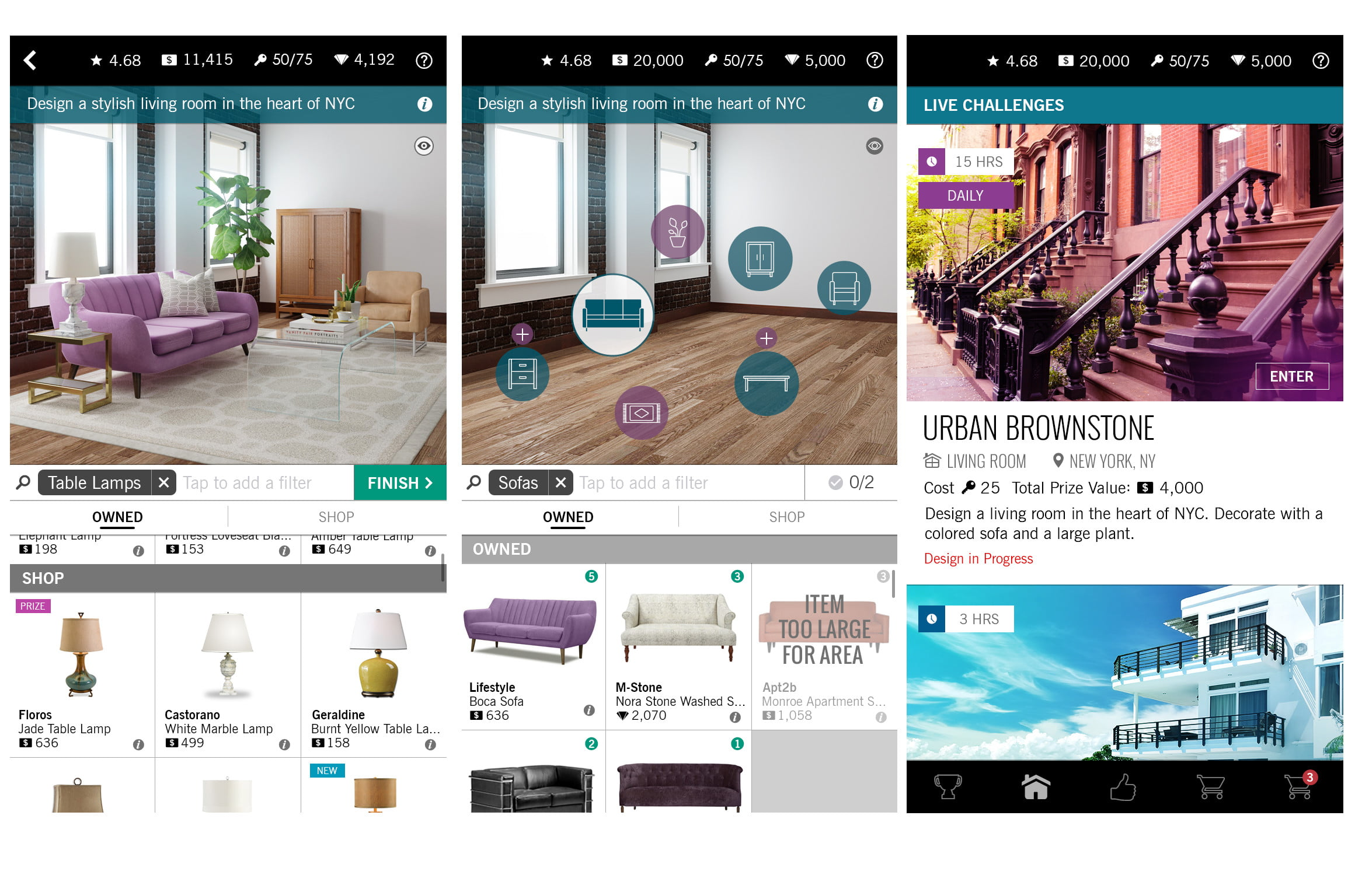 Wonderful U0027Design Homeu0027 Is A Game For Interior Designer Wannabes | Digital Trends Great Pictures