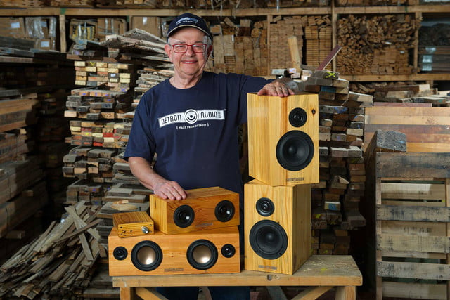 detroit audio lab speakers made from 2