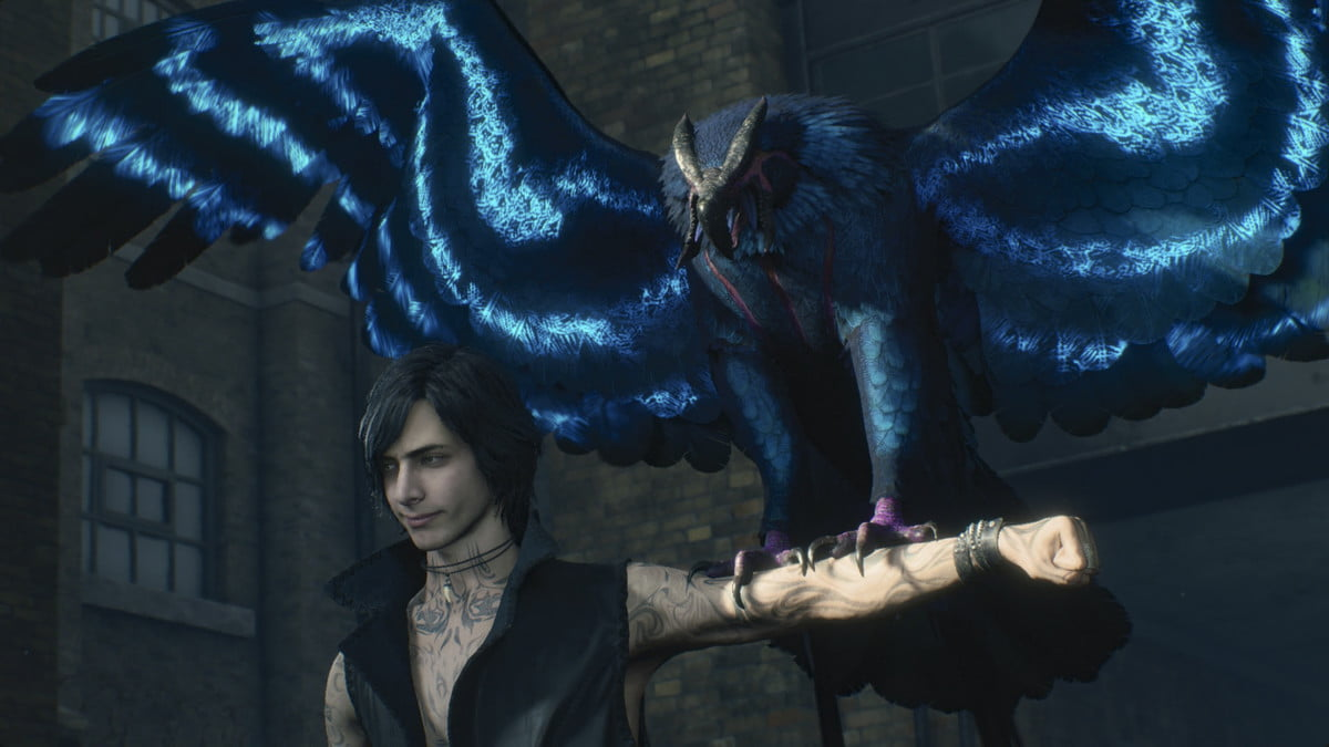 V | Devil May Cry 5 Impressions