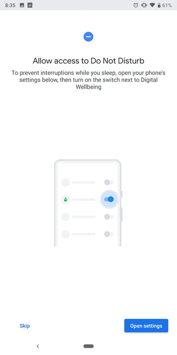 how to use google digital wellbeing android 9 pie second intro