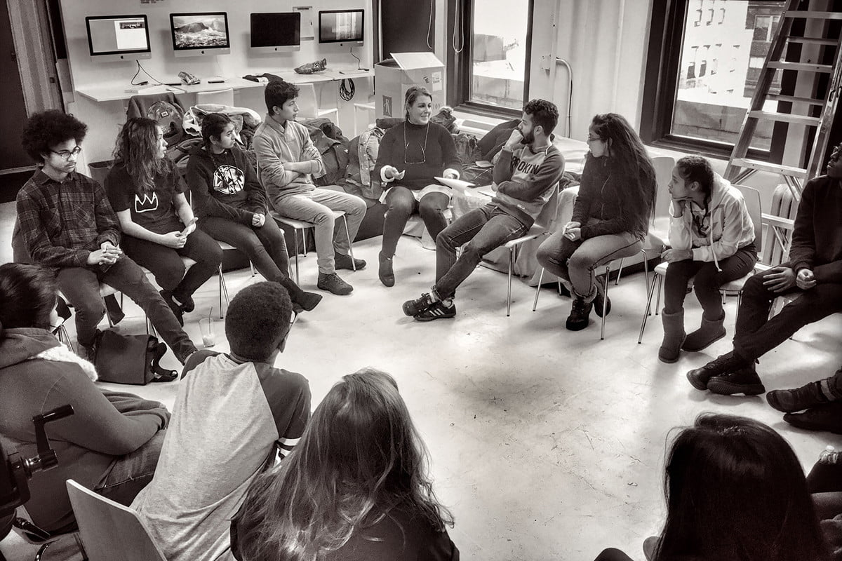With a Camera, NYC Salt Gives Underrepresented Youth a Voice 2