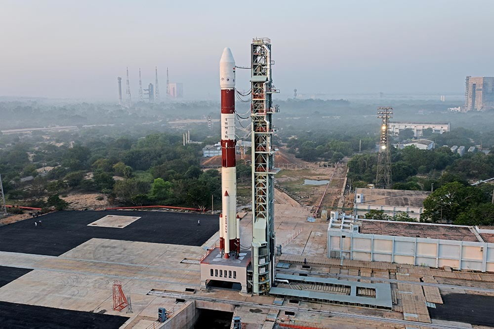 How to watch the Indian Space Research Organisation launch 19 satellites tonight