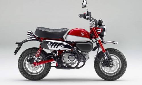 American Honda Pleased Fans by Announcing the 2019 Monkey