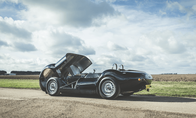 1958 lister knobbly contination continuation road 2
