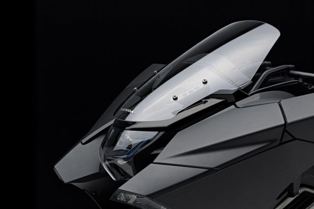 2014 Honda NM4 Vultus shield