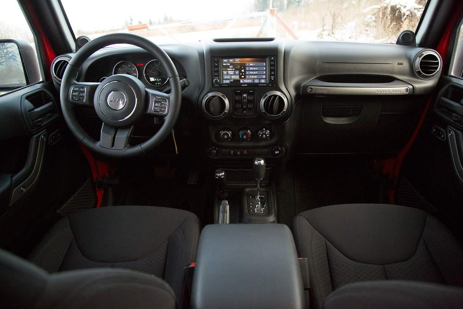 2015 Jeep Wrangler Unlimited Review Digital Trends