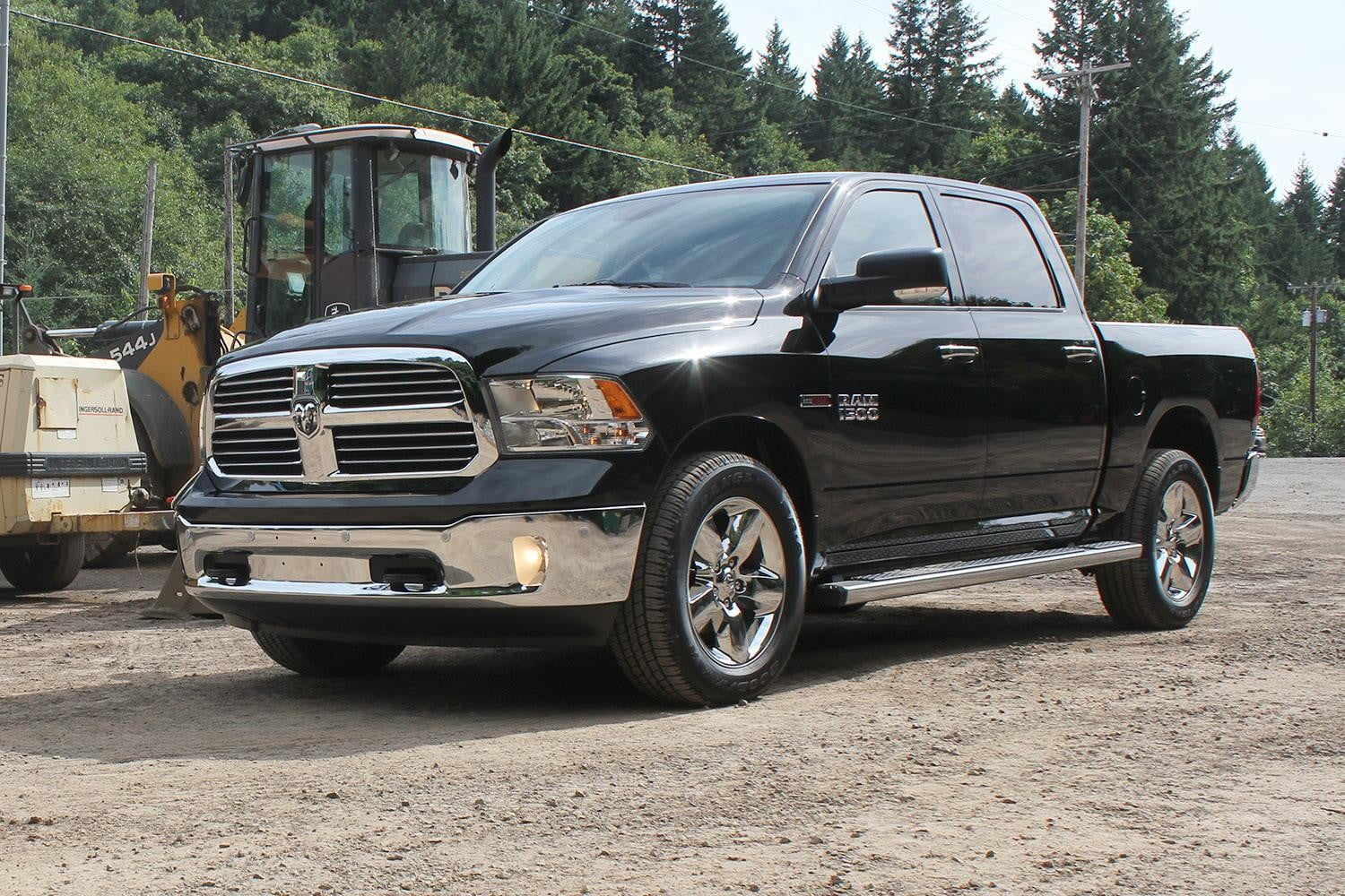 Dodge Ram 2015 >> 2015 Ram 1500 Ecodiesel Review Digital Trends