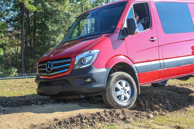 First drive: 2015 Mercedes-Benz Sprinter | Digital Trends