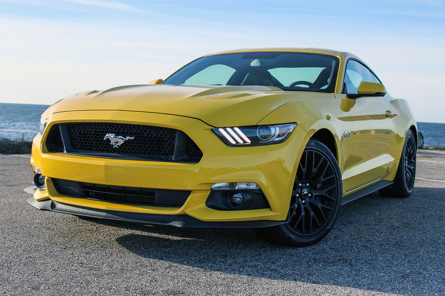 2017 Ford Mustang Gt Review Digital