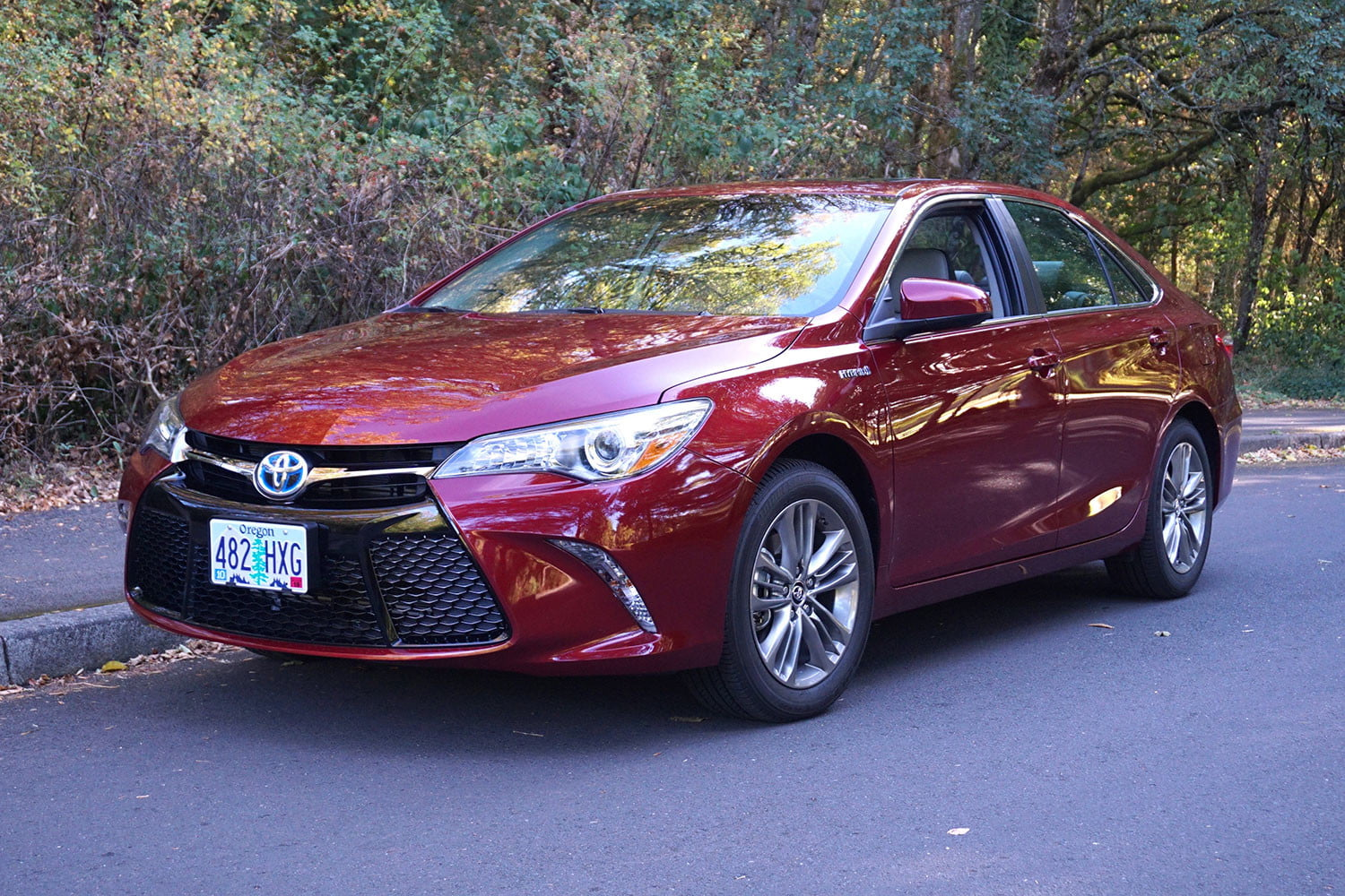 2016 Toyota Camry Review Digital Trends
