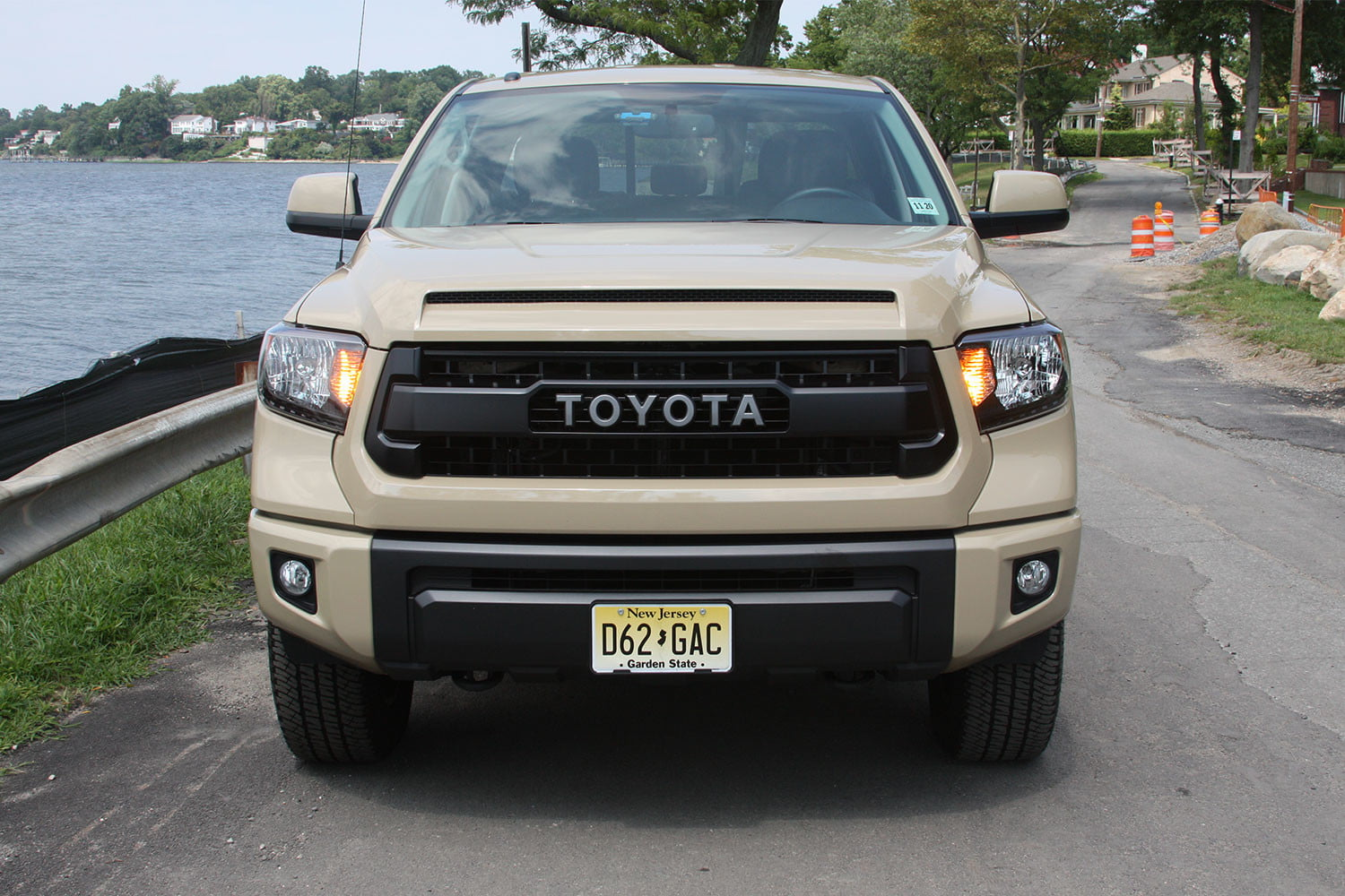The Toyota Tundra Trd Pro Takes You And All Your Stuff Anywhere You Need To Go Digital Trends
