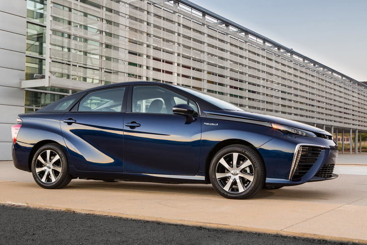 Toyota will deploy a fleet of zero-emission vehicles at the 2020 Tokyo Olympics