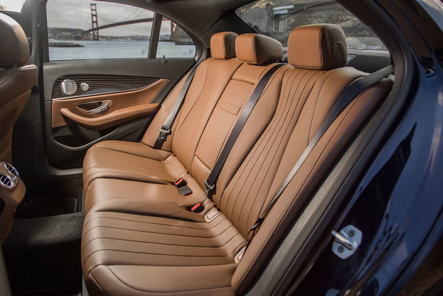 2017 mercedes benz e300 first drive e class interior 4