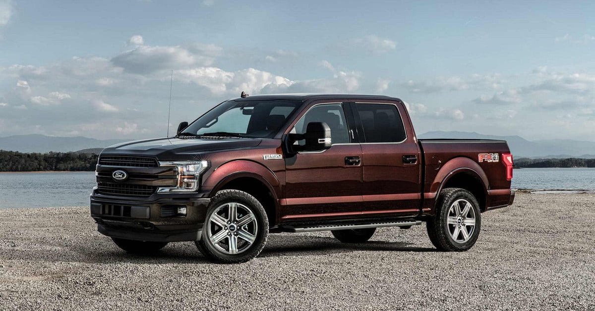 2018 Ford F-150 | Models, Prices, Mileage, Specs, and ...