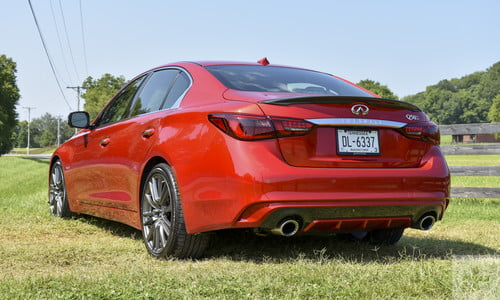 2018 Infiniti Q50 First Drive Review | Digital Trends