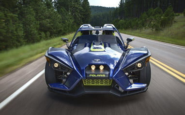 2018 Polaris Slingshot Review: 3 Wheeled Madness | Digital