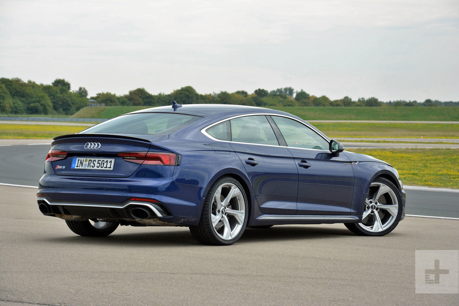 2019 Audi Rs 5 Sportback First Drive Review Digital Trends