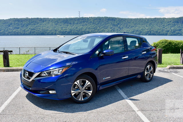 2019 nissan leaf plus review 11
