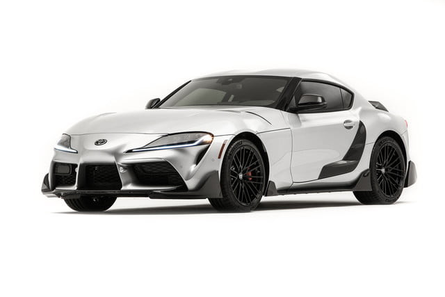 toyota displaying eight supra based builds at sema 2019 grsupra performanceline 03