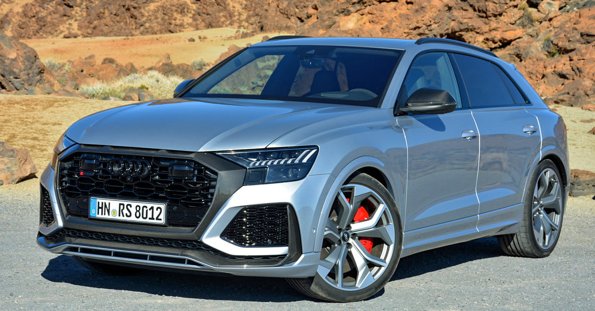 2020 Audi Rs Q8 Review Do It All Suv A Decade In The Making Digital Trends