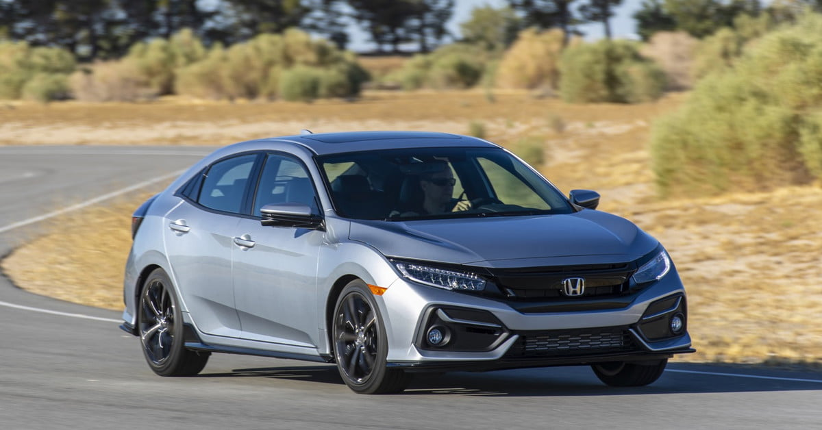 2020 Honda Civic Incentives, Specials & Offers in Shelburne VT