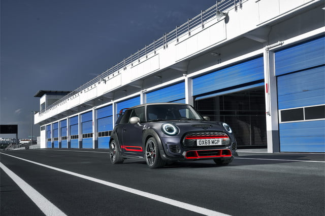 mini john cooper works gp concept news performance specs price 2020 19