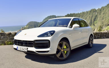 2020 Porsche Cayenne Turbo S E Hybrid First Drive Review
