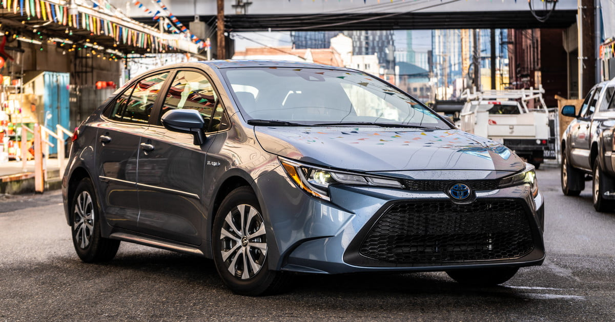 2020 Toyota Corolla Hybrid Review: Affordable Hybrid For The Masses | Digital Trends