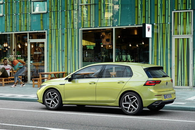 new 2020 volkswagen golf gets big tech powertrain upgrades official 11