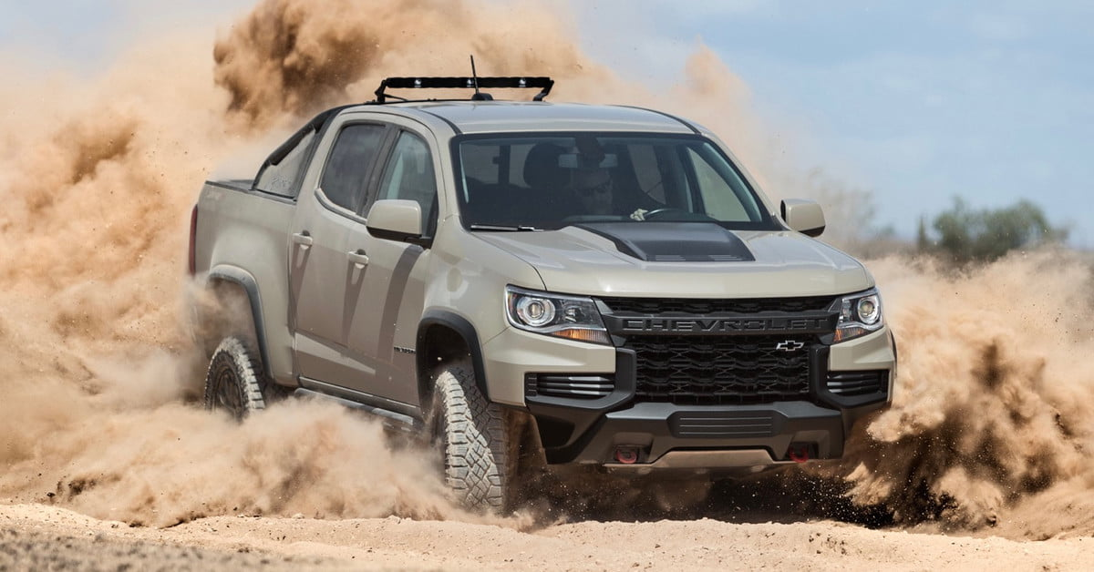 2021 chevrolet colorado gets styling updates but what