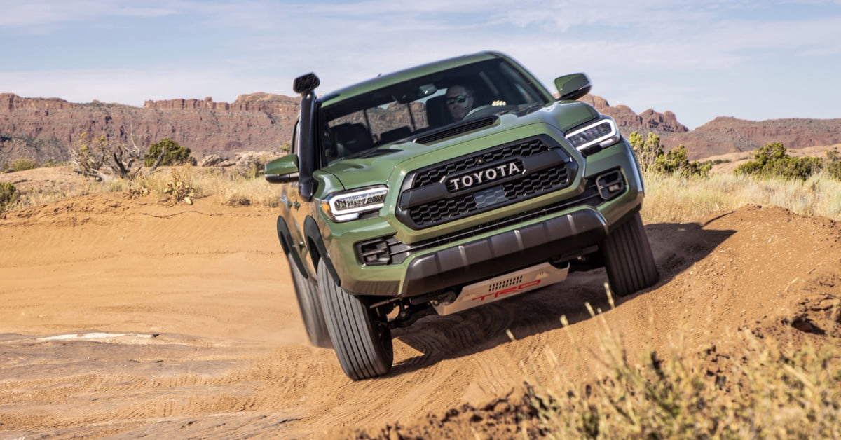 The cars, trucks, and SUVs with the best resale value in 2020